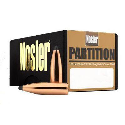 Bullet 6,5mm 125gr Nosler partition (50u.)
