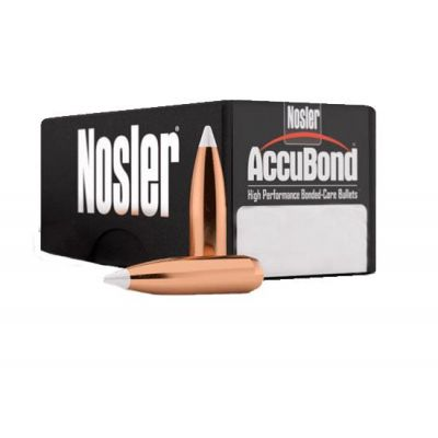 Bullet 30 125gr Nosler Accubond (50u)