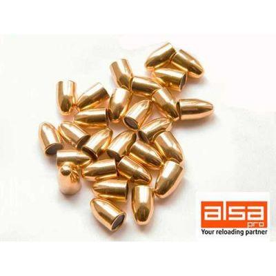 Bullet 9 124gr FMJ Alsa Pro (500u)