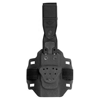 Tactical harness 1 pivoting fastening