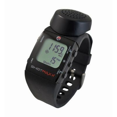 Reloj timer Shotmaxx 2 fondo blanco