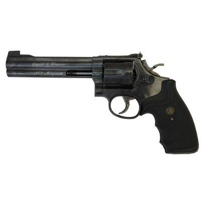 Revolver 357 SW 586 Target Champion.Ocasion