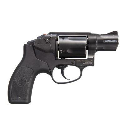 Revolver 38 SW Bodyguard laser
