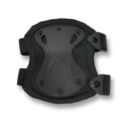 Barbaric black tactical knee brace