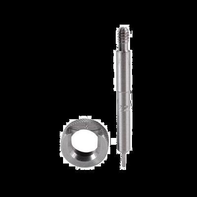 Shell Holder 38 sp + gauge LEE