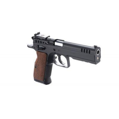 9 Stock III Large Frame Tanfoglio Pistol