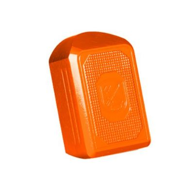 Magazine base pad Tanfoglio LF (+2) orange M-Arms