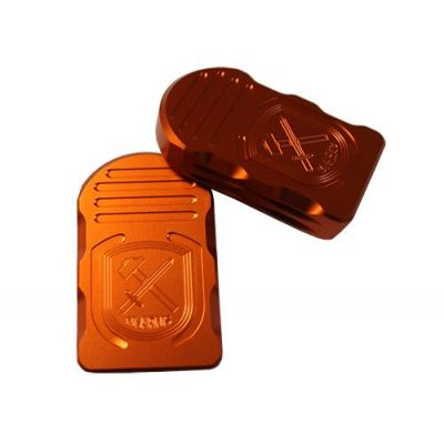 magazine Tanfoglio LF orange M-Arms base pad