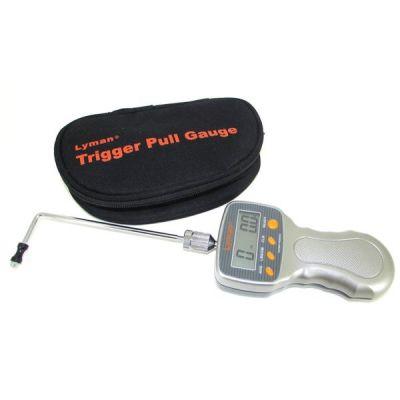 Trigger pull scale digital Lyman